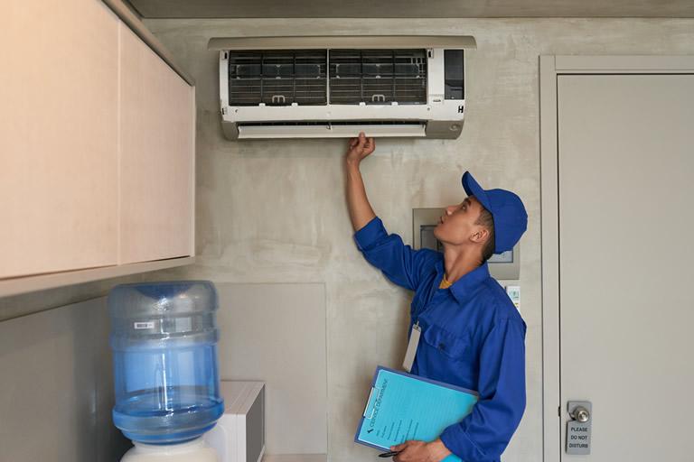 Curso Refrigeração e Climatização do SENAI